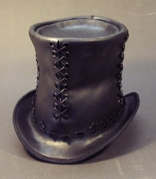 Leather_Steampunk_Top_Hat_by_TomBanwell