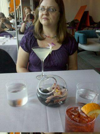 Drinks with Paula
