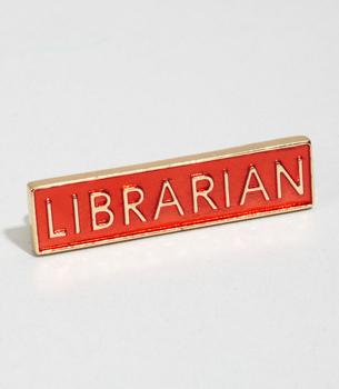 Librarianpin