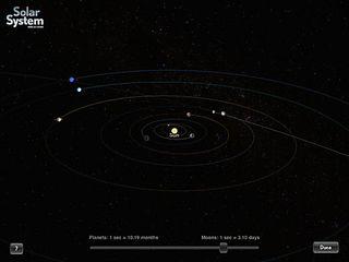 Solarsystem_orrery