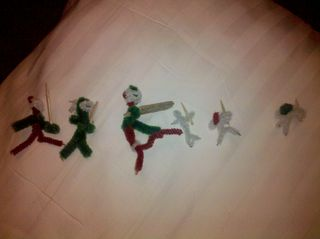 BEA pipecleaners