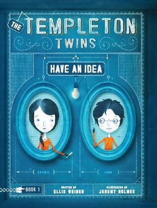 The Templeton Twins Have an Idea_Front Cover