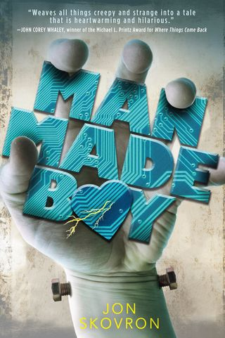 Man-made-boy