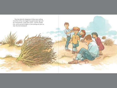 Tumbleweed 3